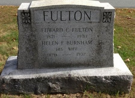FULTON, HELEN FRANCES - Grafton County, New Hampshire | HELEN FRANCES FULTON - New Hampshire Gravestone Photos