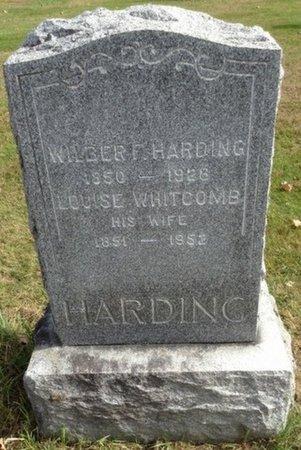 HARDING, WILBUR FISKE - Grafton County, New Hampshire | WILBUR FISKE HARDING - New Hampshire Gravestone Photos