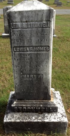 STOCKWELL, LOVISA F. - Grafton County, New Hampshire | LOVISA F. STOCKWELL - New Hampshire Gravestone Photos