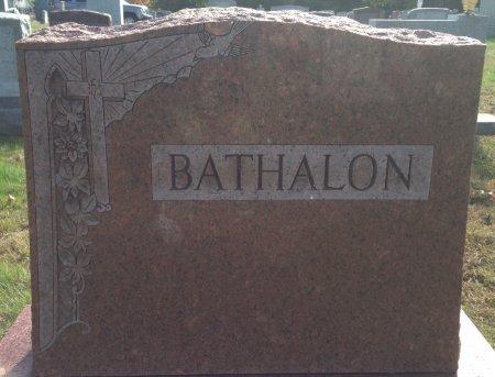 BATHALON, FAMILY - Hillsborough County, New Hampshire | FAMILY BATHALON - New Hampshire Gravestone Photos