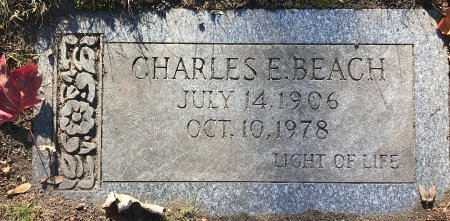 BEACH, CHARLES E. - Hillsborough County, New Hampshire | CHARLES E. BEACH - New Hampshire Gravestone Photos