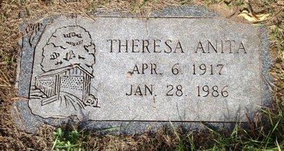 BELANGER, THERESA ANITA - Hillsborough County, New Hampshire | THERESA ANITA BELANGER - New Hampshire Gravestone Photos