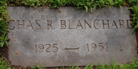 BLANCHARD, CHARLES REED - Hillsborough County, New Hampshire | CHARLES REED BLANCHARD - New Hampshire Gravestone Photos