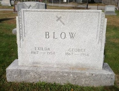 BLOW, GEORGE - Hillsborough County, New Hampshire | GEORGE BLOW - New Hampshire Gravestone Photos