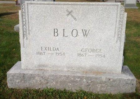 BLOW, GEORGE - Hillsborough County, New Hampshire | GEORGE BLOW - New Hampshire Gravestone Photos