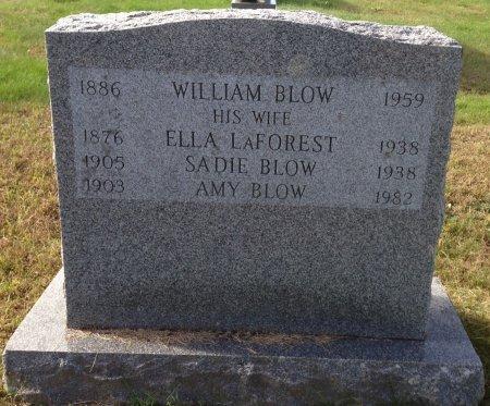 BLOW, WILLIAM - Hillsborough County, New Hampshire | WILLIAM BLOW - New Hampshire Gravestone Photos