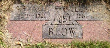 BLOW, WILLIAM H. - Hillsborough County, New Hampshire | WILLIAM H. BLOW - New Hampshire Gravestone Photos