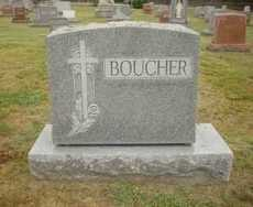 BOUCHER, FAMILY STONE - Hillsborough County, New Hampshire | FAMILY STONE BOUCHER - New Hampshire Gravestone Photos
