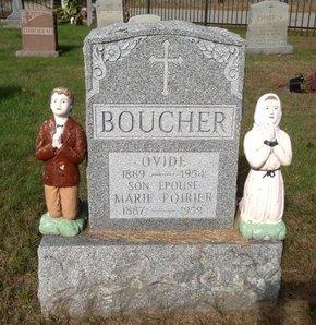 BOUCHER, MARIE - Hillsborough County, New Hampshire | MARIE BOUCHER - New Hampshire Gravestone Photos