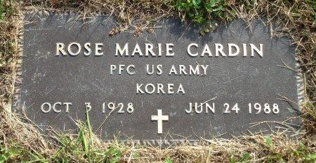 CARDIN, ROSE MARIE - Hillsborough County, New Hampshire   ROSE MARIE CARDIN - New Hampshire Gravestone Photos