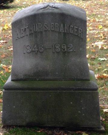 GRANGER, ARTHUR S. - Hillsborough County, New Hampshire | ARTHUR S. GRANGER - New Hampshire Gravestone Photos