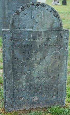 HOWARD, CHARLOTTE - Hillsborough County, New Hampshire | CHARLOTTE HOWARD - New Hampshire Gravestone Photos