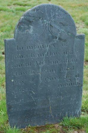HOWARD, JONATHAN - Hillsborough County, New Hampshire | JONATHAN HOWARD - New Hampshire Gravestone Photos