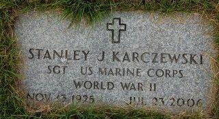KARCZEWSKI (VETERAN), STANLEY J. - Hillsborough County, New Hampshire | STANLEY J. KARCZEWSKI (VETERAN) - New Hampshire Gravestone Photos