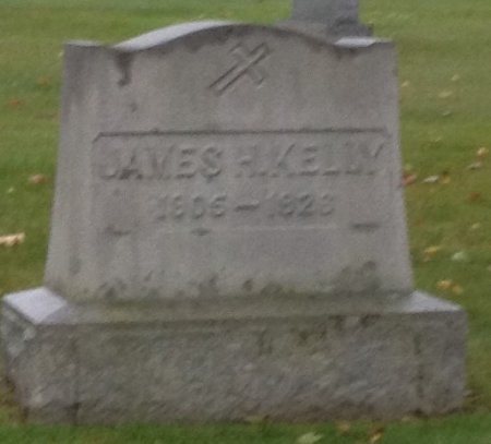 KELLY, JAMES H. - Hillsborough County, New Hampshire | JAMES H. KELLY - New Hampshire Gravestone Photos