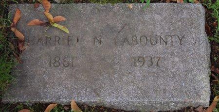 LABOUNTY, HARRIET L. H - Hillsborough County, New Hampshire   HARRIET L. H LABOUNTY - New Hampshire Gravestone Photos