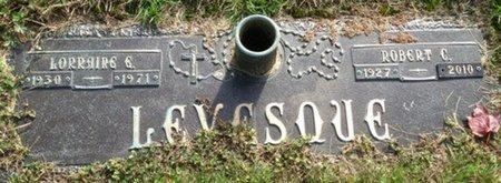 LEVESQUE, LORRAINE E - Hillsborough County, New Hampshire | LORRAINE E LEVESQUE - New Hampshire Gravestone Photos