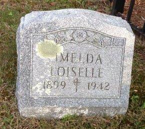 LOISELLE, IMELDA - Hillsborough County, New Hampshire   IMELDA LOISELLE - New Hampshire Gravestone Photos