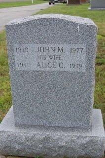 MANDZIEJ, JOHN M. - Hillsborough County, New Hampshire | JOHN M. MANDZIEJ - New Hampshire Gravestone Photos