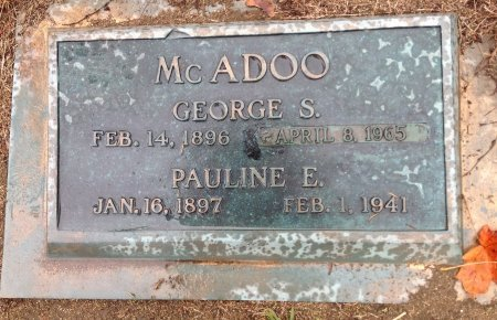 MCADOO, GEORGE S. - Hillsborough County, New Hampshire | GEORGE S. MCADOO - New Hampshire Gravestone Photos