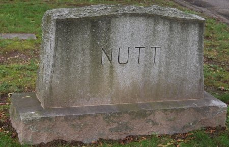 NUTT, FAMILY STONE - Hillsborough County, New Hampshire | FAMILY STONE NUTT - New Hampshire Gravestone Photos
