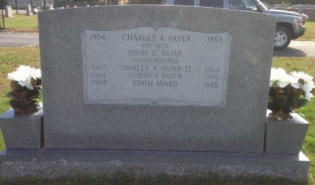 PAYER, EDITH C. - Hillsborough County, New Hampshire   EDITH C. PAYER - New Hampshire Gravestone Photos