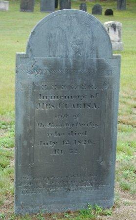 PRESBY, CLARISA - Hillsborough County, New Hampshire | CLARISA PRESBY - New Hampshire Gravestone Photos