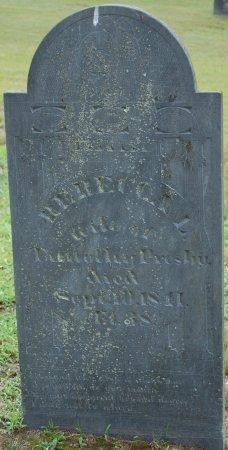 PRESBY, REBECCA L. - Hillsborough County, New Hampshire | REBECCA L. PRESBY - New Hampshire Gravestone Photos