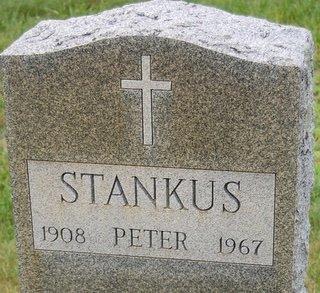 STANKUS, PETER - Hillsborough County, New Hampshire | PETER STANKUS - New Hampshire Gravestone Photos