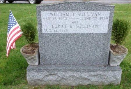 SULLIVAN, LORICE K. - Hillsborough County, New Hampshire | LORICE K. SULLIVAN - New Hampshire Gravestone Photos
