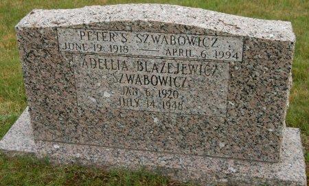 SZWABOWICZ, PETER S. - Hillsborough County, New Hampshire | PETER S. SZWABOWICZ - New Hampshire Gravestone Photos