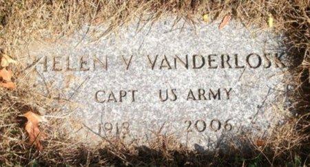 VANDERLOSK, HELEN V - Hillsborough County, New Hampshire   HELEN V VANDERLOSK - New Hampshire Gravestone Photos