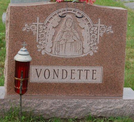 VONDETTE, FAMILY - Hillsborough County, New Hampshire | FAMILY VONDETTE - New Hampshire Gravestone Photos