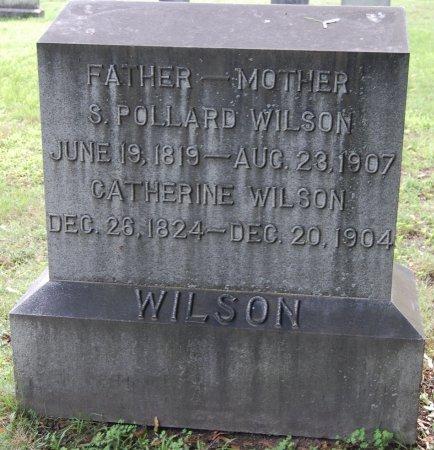 WILSON, SAMUEL POLLARD - Hillsborough County, New Hampshire | SAMUEL POLLARD WILSON - New Hampshire Gravestone Photos