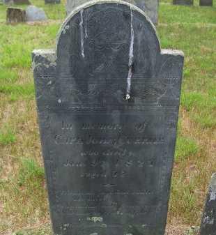 CURRIER, CAPTAIN, JOHN - Rockingham County, New Hampshire | JOHN CURRIER, CAPTAIN - New Hampshire Gravestone Photos