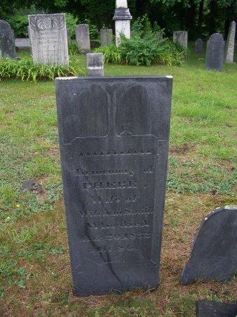 SMITH, PHEBE - Rockingham County, New Hampshire | PHEBE SMITH - New Hampshire Gravestone Photos