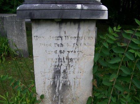WOODBURY, JOHN - Rockingham County, New Hampshire   JOHN WOODBURY - New Hampshire Gravestone Photos