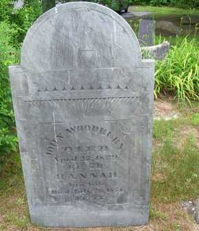 WOODBURY, HANNAH - Rockingham County, New Hampshire | HANNAH WOODBURY - New Hampshire Gravestone Photos